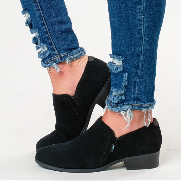 Toms Shoes | Toms Shaye Bootie 75 W